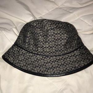 Classy Coach Hat
